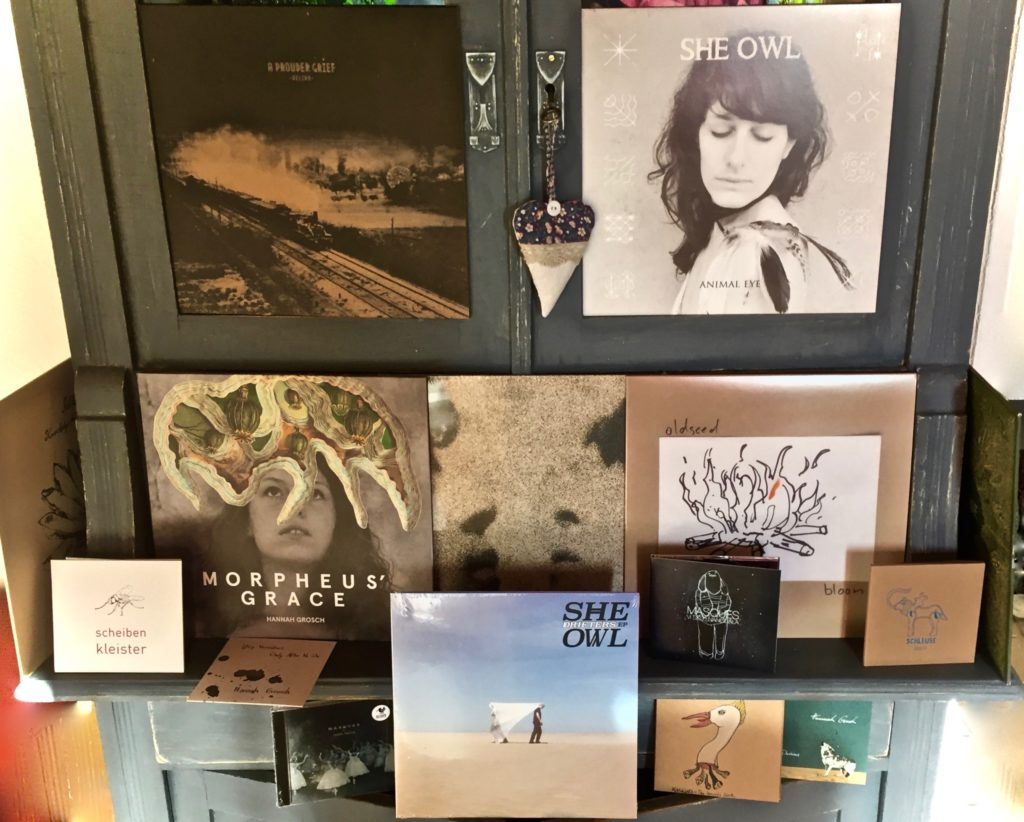 Alle Label-Platten und -CDs